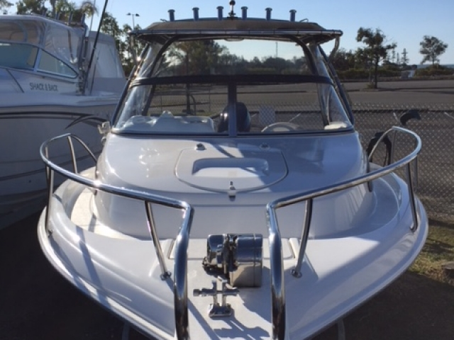 Cruisecraft 595 - Detailed by The Boat Care Company