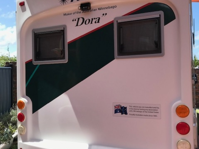 Motor Home detailed by The Boat Care Company, Manly, Brisbane