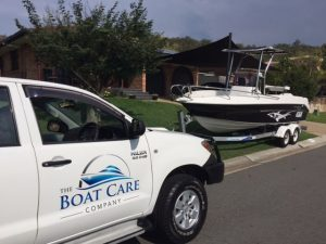 The Boat Care Company - Boat Detailers and Cleaners Manly, Brisbane, Gold Coast