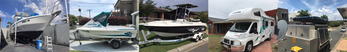 Boat Detailing by The Boat Care Company - Manly, Brisbane