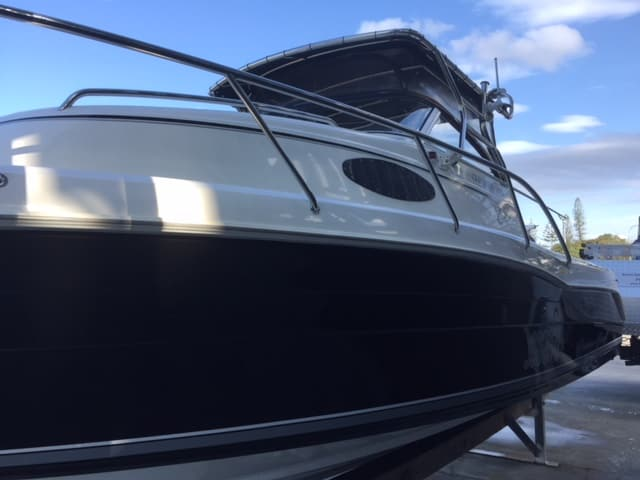 Cruise Craft Outsider-After Full Detail-The Boat Care Company